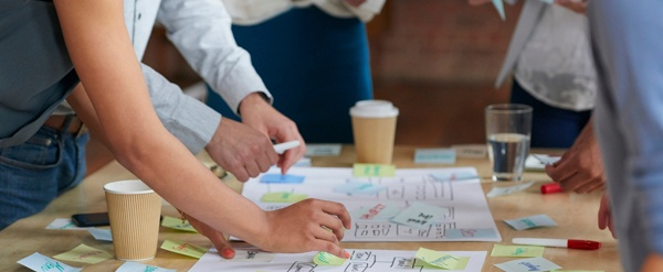 Benefits of Agile – Managing a Marketing Team using Scrum