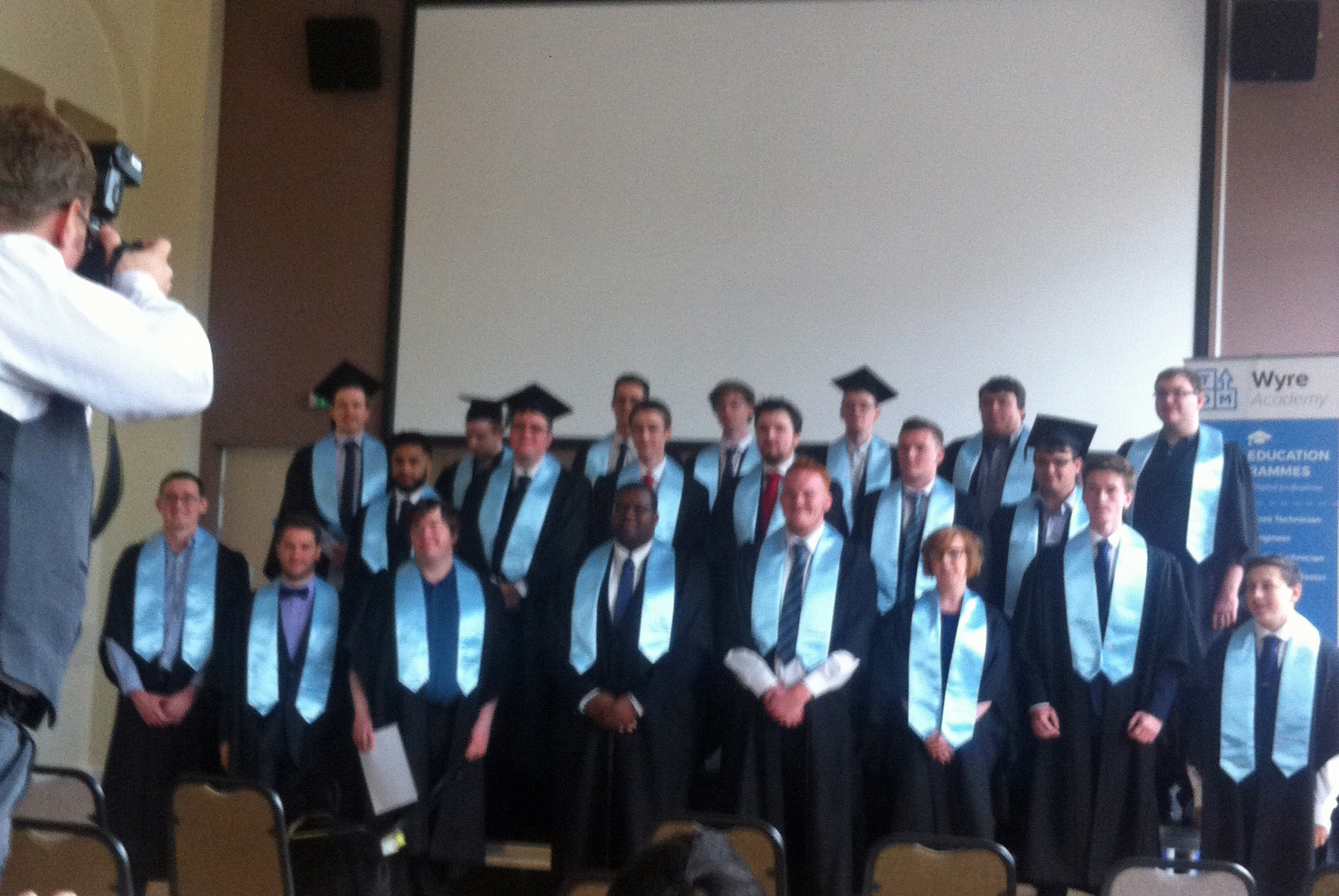 nFocus Celebrate Successful Graduation of Testing Apprentices