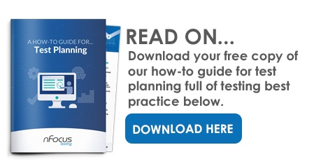 A How-To Guide For Test Planning